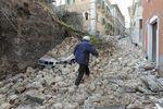 Catastrophe sans précédent l'Aquila, Abruzzes