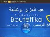 site Google Algerie renvoit président Abdelaziz Bouteflika
