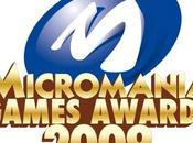 Micromania games awards 2009