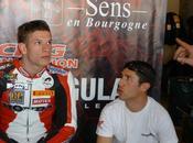 FSBK résulats courses pour Axel Maurin Supersport Ledenon