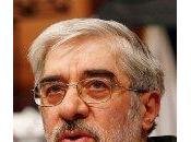 Ahmadinejad versus Moussavi guerre sondages.