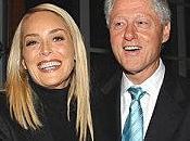 Sharon Stone Bill Clinton présideront l'Amfar l'Eden