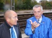 ligne SNCF Evreux-Rouen Louviers pourra être financée