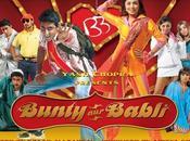 Bunty babli (2005) avec abhishek bachchan rani mukherji