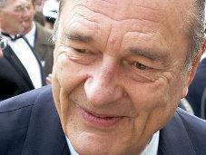 """Jacques Chirac tête """"vivement hier"""""""