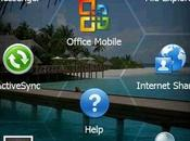 Windows Mobile arrive avance