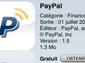 AppStore Paypal l'iPhone