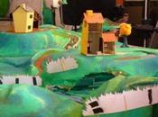 Panique Village avec voix Poelvoorde Bouli Lanners