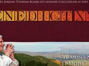 site pour voyage Pape Jordanie