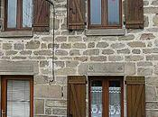 Blason tailleur pierre Chavannat (Creuse)