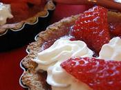 Tartelettes Fraises Liégois fraises