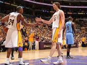 (Round Game 1)19.04.09: Jazz Lakers