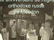 anniversaire l'église russe Meudon
