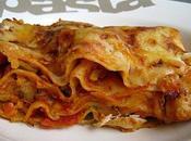 Lasagnes poulet légumes