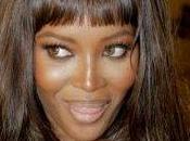 Naomi Campbell déménage Russie