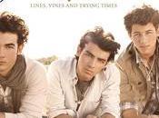 Jonas Brothers: Pochette nouvel album
