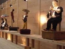 Incroyable musée automates musique