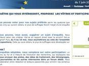 Elections européennes L'Express.fr mode participatif