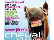 Sortie Cheval Attitude Aurillac avril