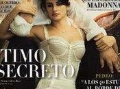 [couv] Penélope Cruz Pedro Almodóvar pour Vanity fair