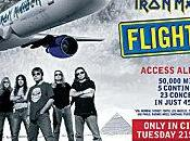 Iron Maiden Flight