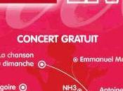"""""""VIBRATION LIVE"""" clôture printemps Bourges"""
