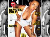 Keyshia Cole Couverture King Magazine (dernier numéro)