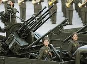 Corée communiste fiche monde