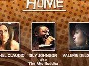 """""""HOME SWEET HOME"""" avec Johnson Rachel Claudio Valérie Delgado 08/04/09"""