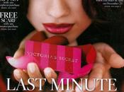 Adriana Lima couvertures Victoria's Secret