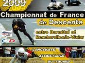 1ère étape championnat France descente Darnétal