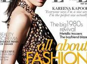 Kareena Kapoor couverture Elle