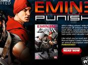 aventures d'Eminem Punisher Bande Dessinée!