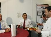 Obama célèbre mois national hamburger