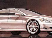 Lexus prepare berline compacte hybride pour 2010