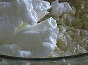 Gateau fraises fromage blanc