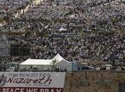 40.000 fidèles pour pape Nazareth