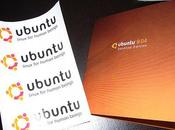 Ubuntu 9.04 avec autocollants reçu hier