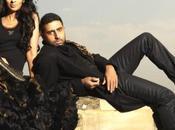Abhishek Bachchan soeur posent pour l'Officiel