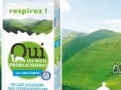 """lait """"oui petits producteurs"""" repart campagne"""