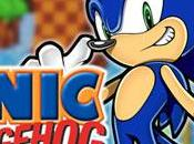Sonic frotte l'iPhone