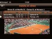 Cadeau Orange L'appli iPhone Roland Garros illimitée gratuitement