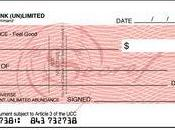 Jour chèque d'abondance