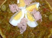 Salade méchouia (Grillée)
