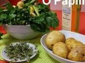 Sauté thym pommes terre navets jaunes