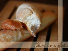 Fabrication pain sans gluten