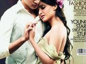 Imran Sonam couverture Filmfare magazine