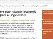 PLOSS propositions pour relancer l'économie numérique grâce logiciel libre