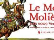 Versailles mois consacré Molière