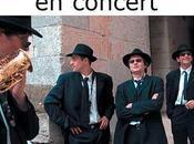 Avenue concert soir Saint Jean Ruelle